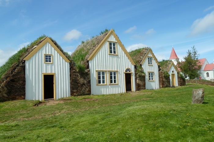 granja glambuer islandia