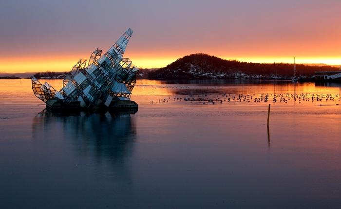 islandia turismo objetivo aurora boreal