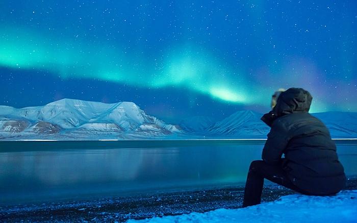 objetivo aurora boreal islandia