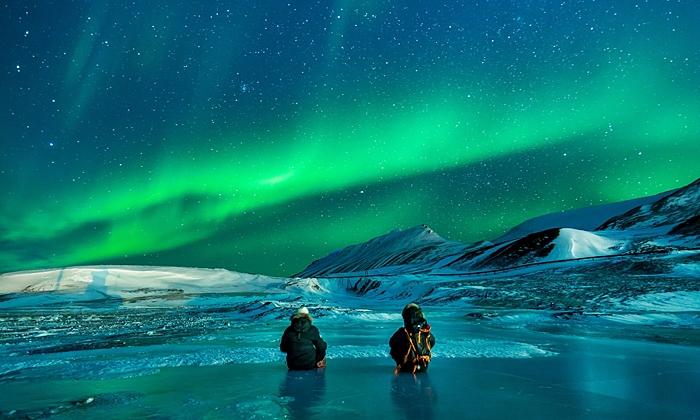 objetivo aurora boreal viaje islandia
