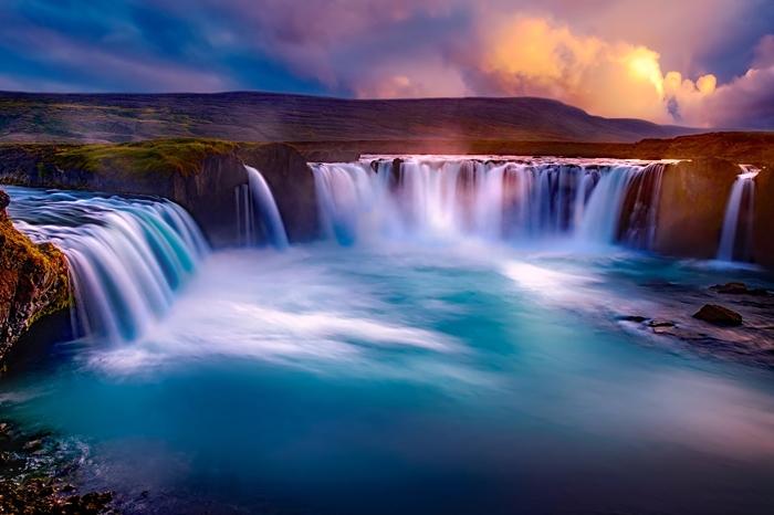 solffos islandia cascada
