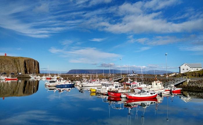 stykkisholmur puerto islandia